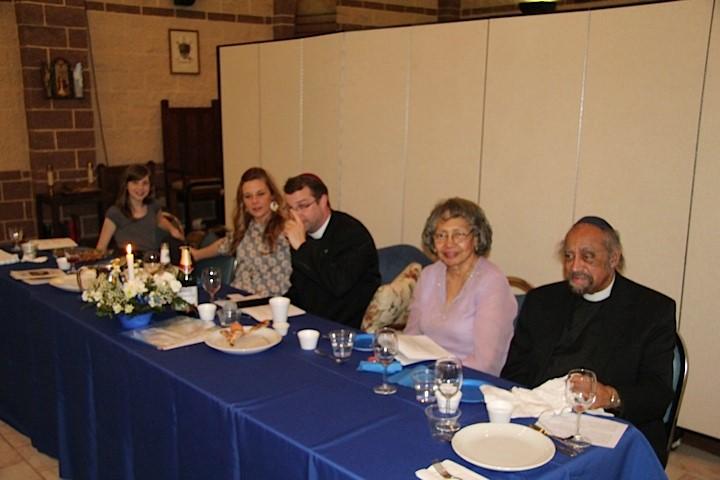 Seder Dinner 10_1404326459562