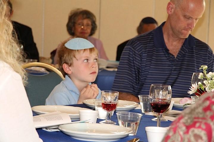 Seder Dinner 7_1404326459552