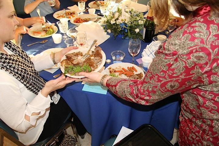 Seder Dinner 8_1404326459557