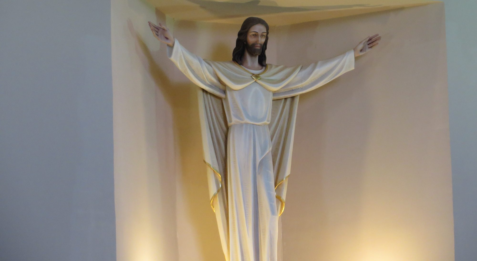 Do Not Be Afraid: A Pastoral Message from The Rev. Ronald E. Drummond, Jr.